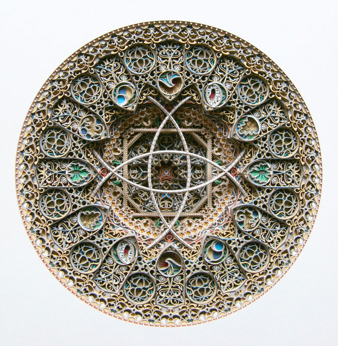 3d laser cut paper art eric standley layered complex intricate (3)