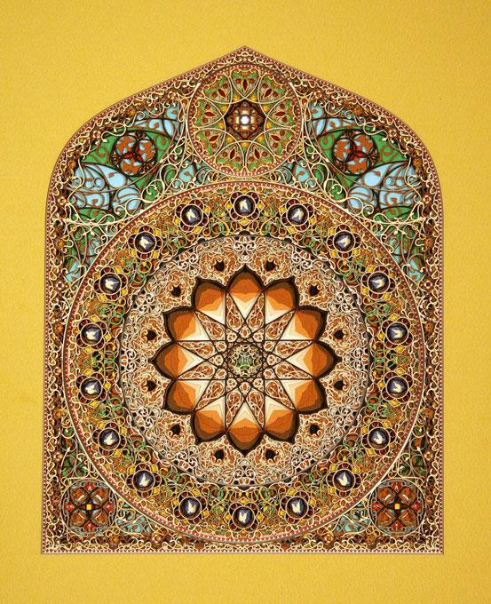 3d laser cut paper art eric standley layered complex intricate (5)