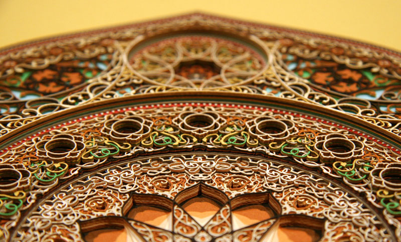 3d laser cut paper art eric standley layered complex intricate (6)