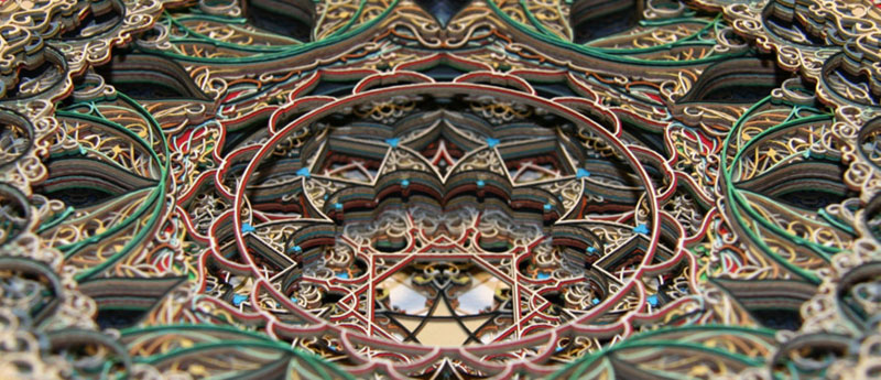 3d laser cut paper art eric standley layered complex intricate (8)