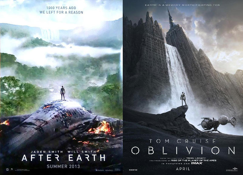 After-Earth-and-Oblivion-2013