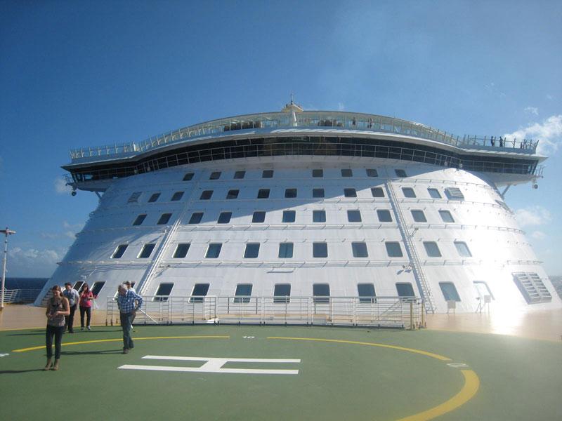 allure of the seas captain deck (1)