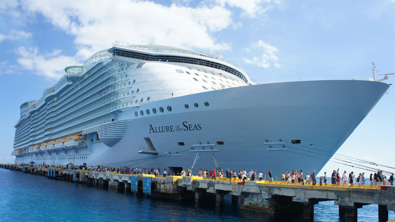 allure of the seas worlds largest passenger ship Inside Paul Allens $160 Million Yacht Tatoosh