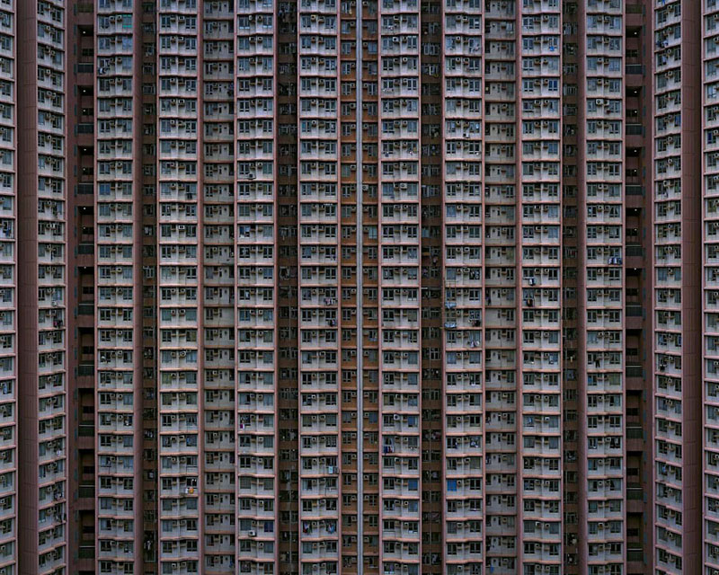 architectural density in hong kong michael wolf (1)