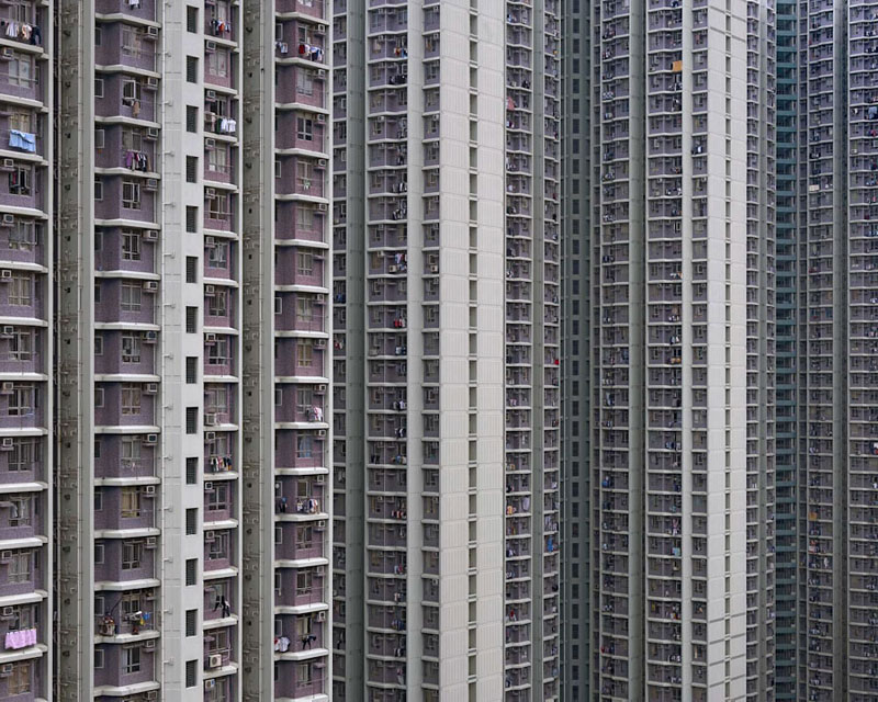 architectural density in hong kong michael wolf (6)