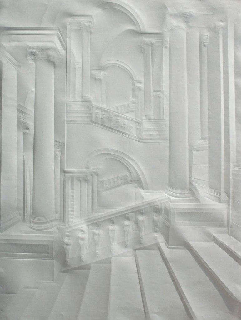 அன்றாடம் அசத்தல் படங்கள்  - Page 19 Artwork-made-from-a-folded-sheet-of-paper-simon-schubert-7