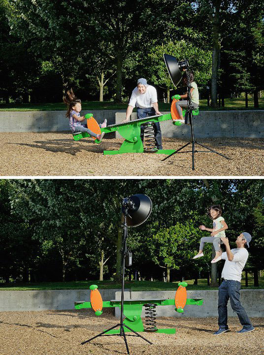 behind the scenes jason lee Creative Dad Takes Most Adorable Kid Photos Ever