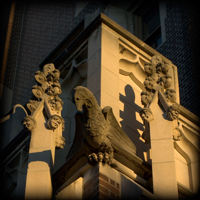 Bird_Gargoyle_Princeton_University