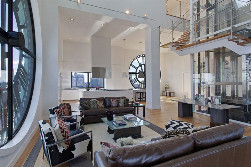 Bei en gedanken the most expensive 1 bedroom apartment in for Most expensive penthouse new york