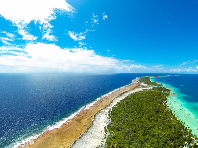 Picture of the Day: Ahe Atoll, French Polynesia