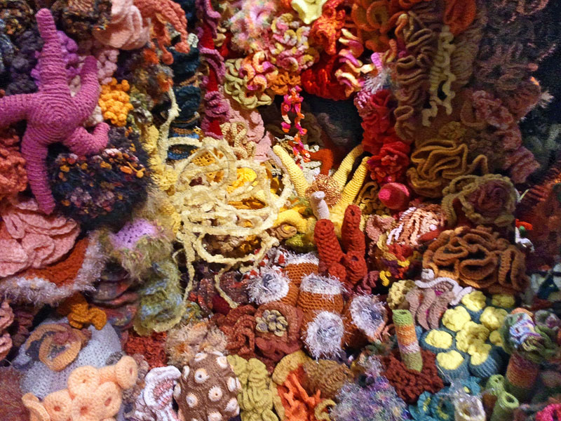 Crochet Coral Reef : The Crochet Coral Reef Project [25 pics] ?TwistedSifter