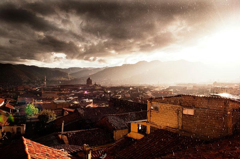 Cusco-Sunset