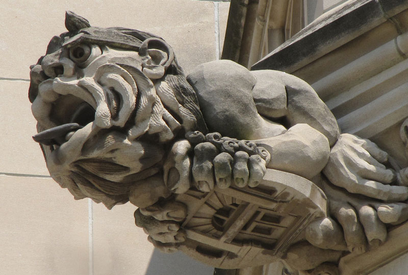 Gargoyles And Grotesques Around The World TwistedSifter - 24 of the most creative sculptures you can find around the world
