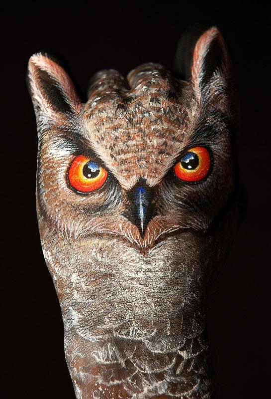 handimals animals painted on hands guido daniele (12)