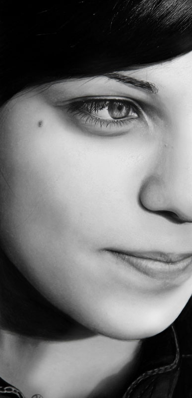 hyperrealistic pencil portraits by diegoKOI art (10)