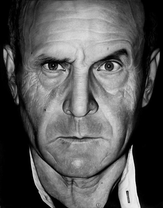 hyperrealistic pencil portraits by diegoKOI art (9)