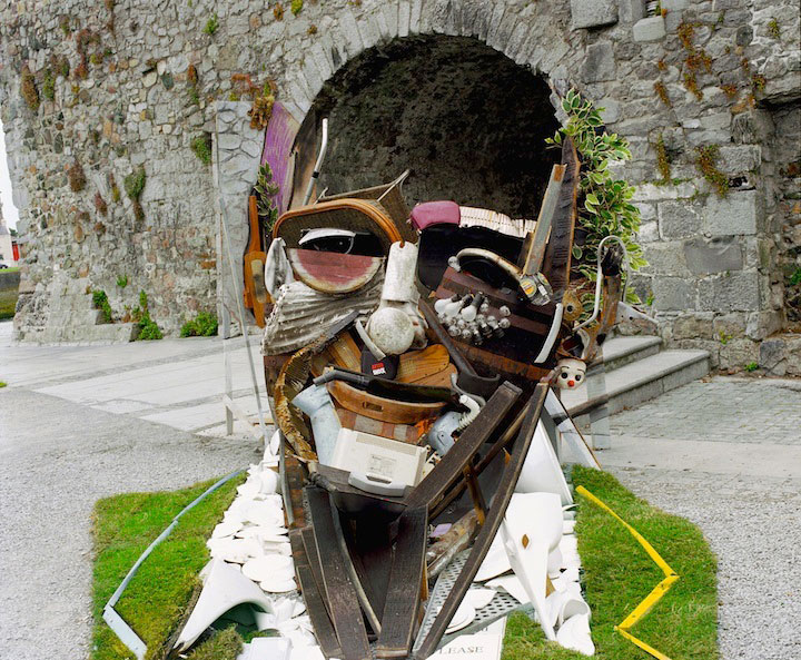 larger than life portraits made from everyday objects anamorphic collages bernard pras (6)