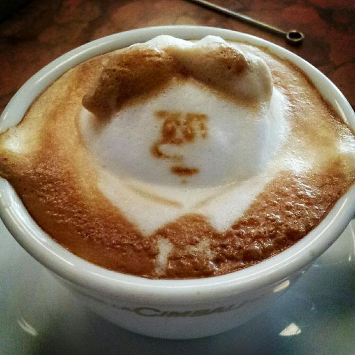 latte coffee art kazuki yamamoto george_10g twitter (9)