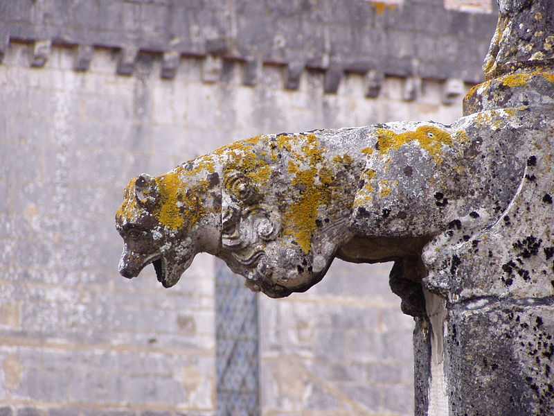 Monastery_of_Alcobaca_gargoyle_portugal