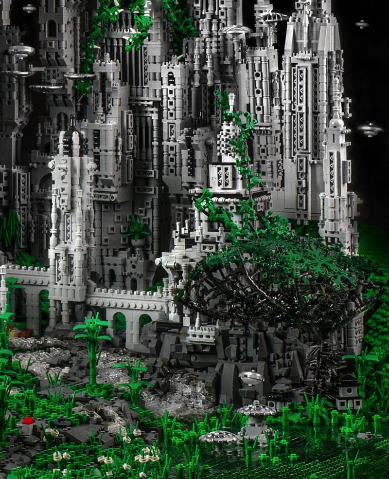 odan contact 1 200 000 piece lego fantasy lego world mike doyle (4)