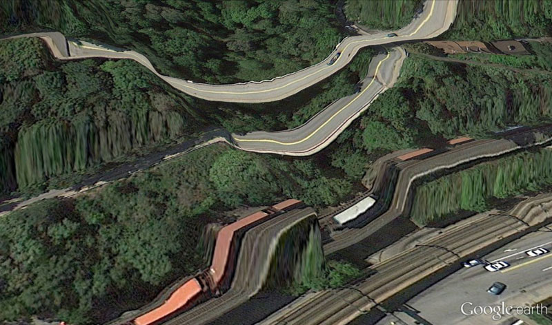 pittsburgh pa google earth glitches errors clement valla