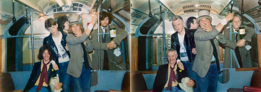 Riff Raff 1976 & 2011 London