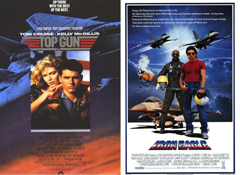 Top-Gun-&-Iron-Eagle-1986