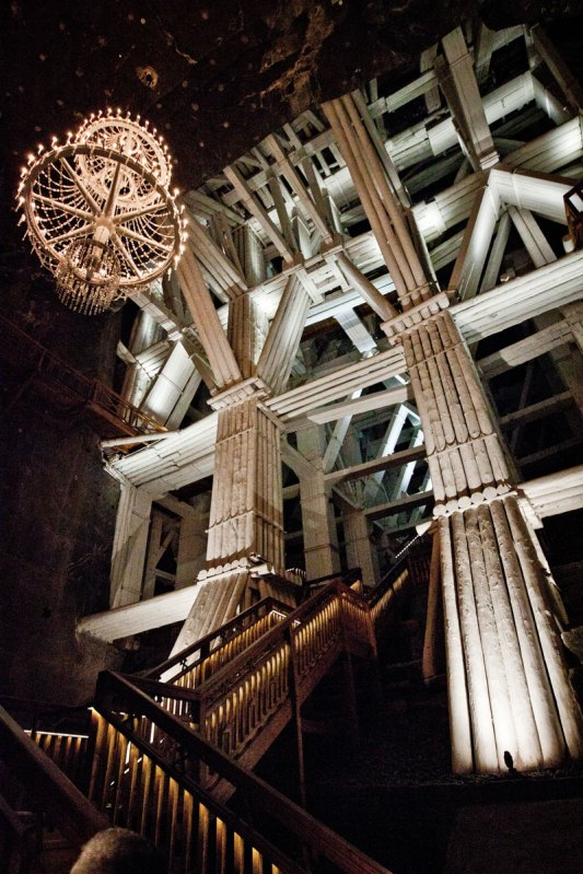 wieliczka salt mine krakow poland 17 This Triple Nave Stave Church in Borgund, Norway Looks Awesome