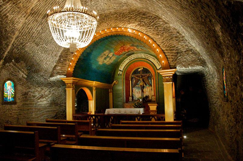 Wieliczka Salt Mine Krakow Poland (18)