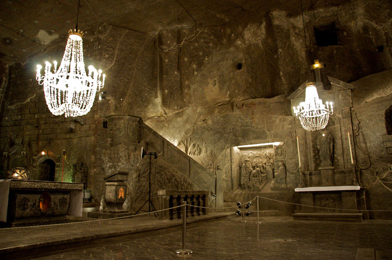 wieliczka salt mine krakow poland 9 St. Louiss Epic MonstroCity