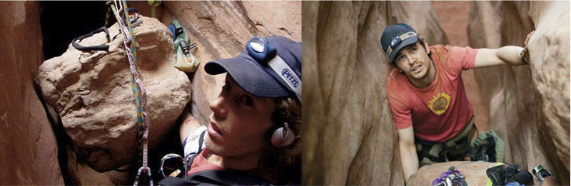 Aaron-Ralston-(James-Franco-in-127-Hours)