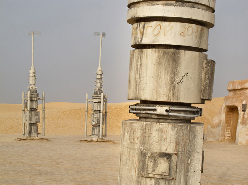 abandoned star wars tatooine movie set tunisia desert lars homestead  (1)