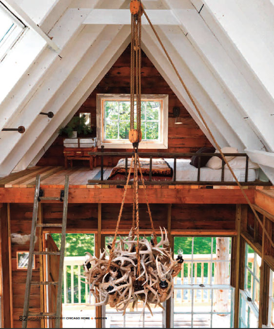 Treehouse Apartments: The Ultimate Adult Tree House «TwistedSifter