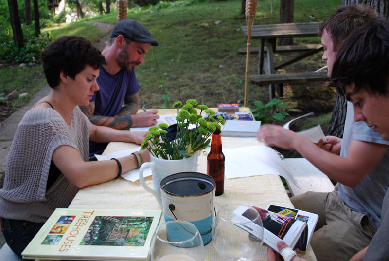 adult treehouse camp wandawega lake resort wisconsin (5)