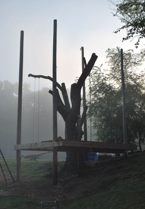 adult treehouse camp wandawega lake resort wisconsin (6)