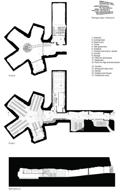 bahnhof data center isp in former nuclear bunker from cold war stockholm sweden (7)