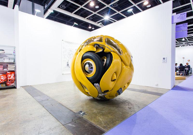 Beetle Sphere by Ichwan Noor (1)