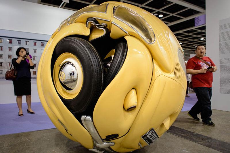 The Beetle Sphere by IchwanNoor