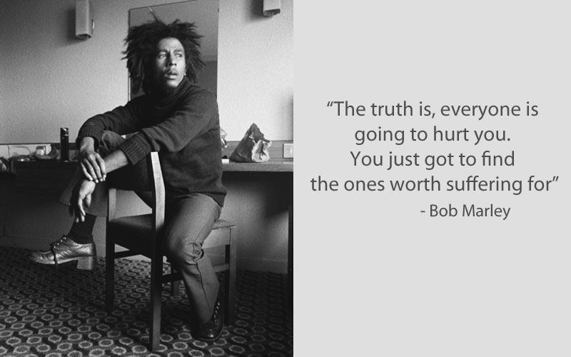 Bob marley quote on friendship 15 famous quotes on friendship