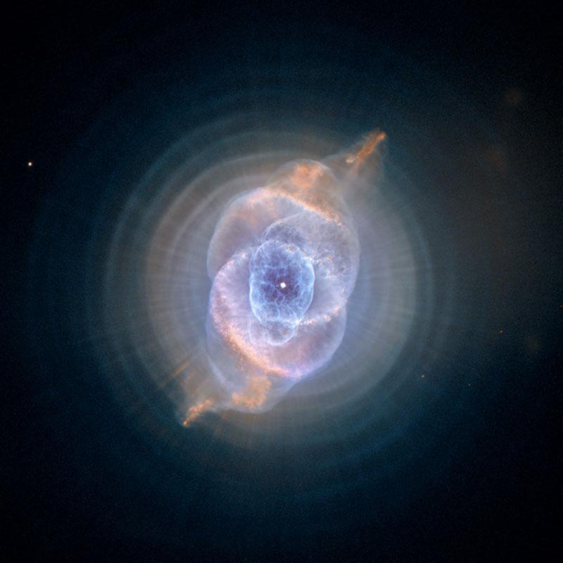 cats eye nebula Picture of the Day: Cats Eye Nebula