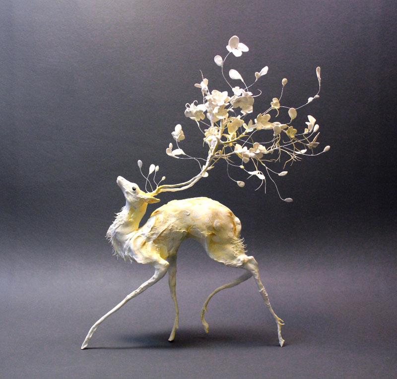 fantasy creature sculptures by ellen jewett (13)