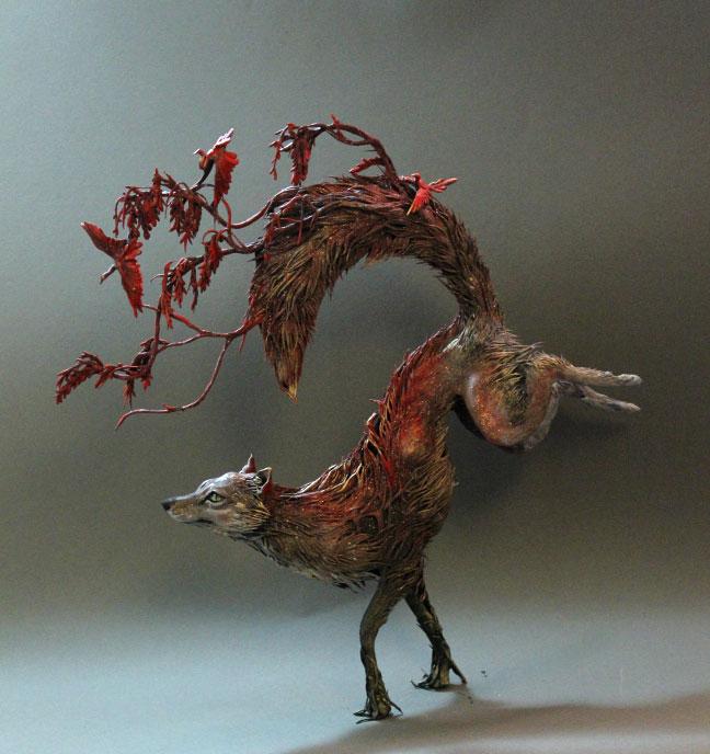 fantasy creature sculptures by ellen jewett (15)