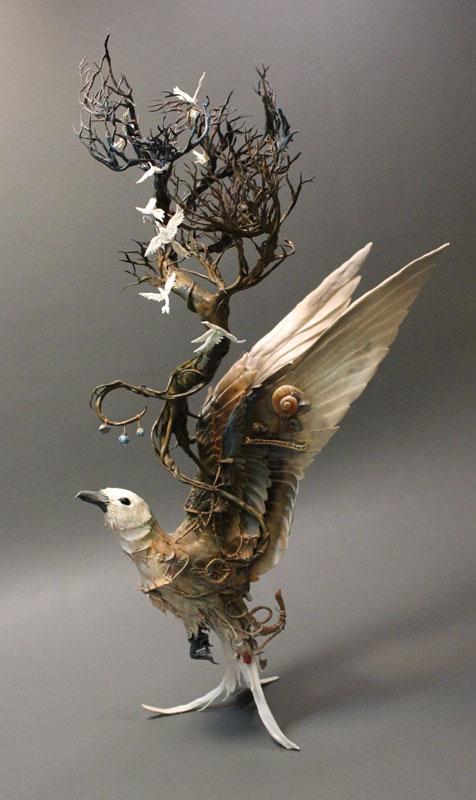fantasy creature sculptures by ellen jewett (5)