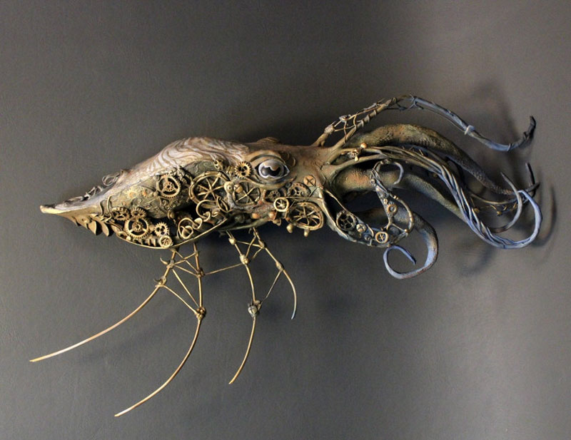 fantasy creature sculptures by ellen jewett (8)