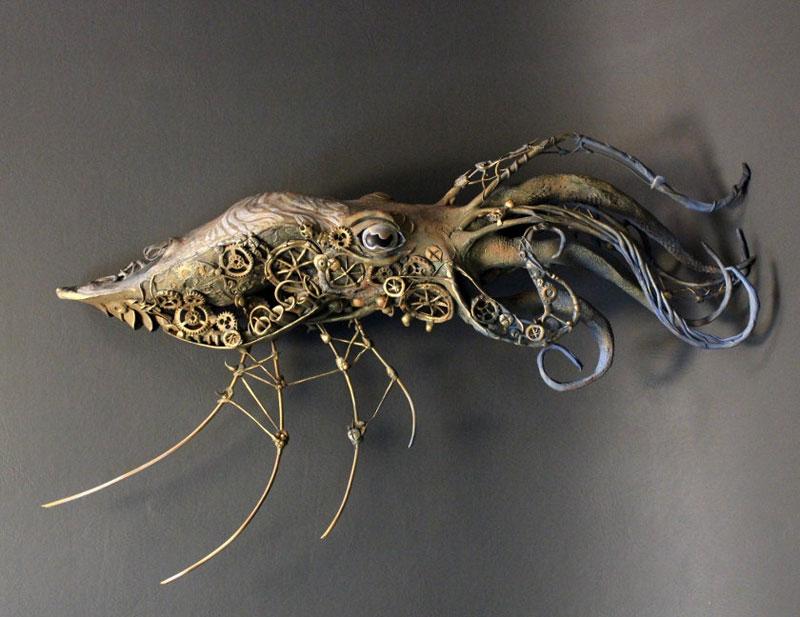 fantasy creature sculptures by ellen jewett (8)