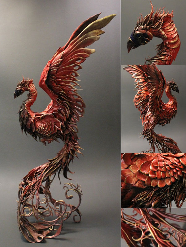 fantasy creature sculptures by ellen jewett (9)