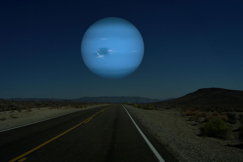 what would other planets look like - photo #5