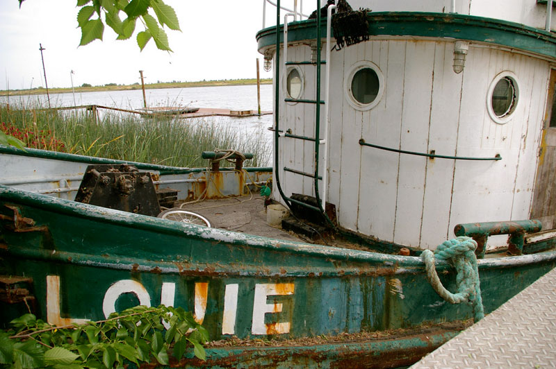 louie smiling boat 50 Faces in Everyday Objects