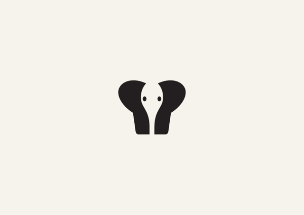 Clever Animal Illustrations Using NegativeSpace