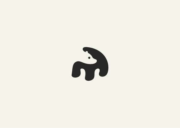 minimalist animal illustrations using negative space george bokhua (6)
